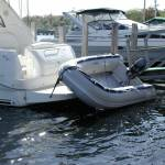 Davit Relaxed Tie Down