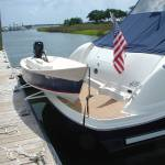 42' Searay Boat with Dinghy