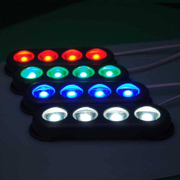 Sea-Vue: LED Multi Colors