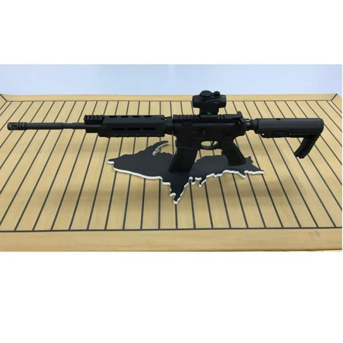 AR-15 Gun Display / Cleaning Stand