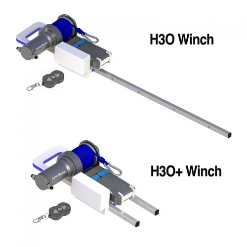 H3O Electric Winch